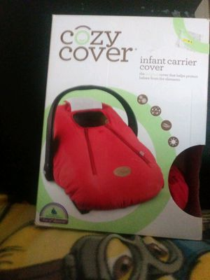 cozy cover for car seat for Sale in Fort Smith, AR