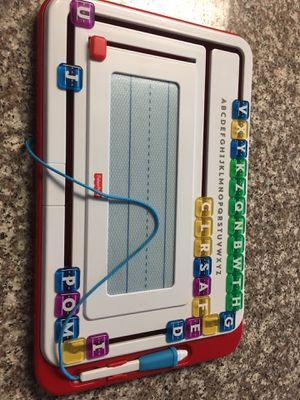 Fisher price writing skills for Sale in Monroe Township, NJ