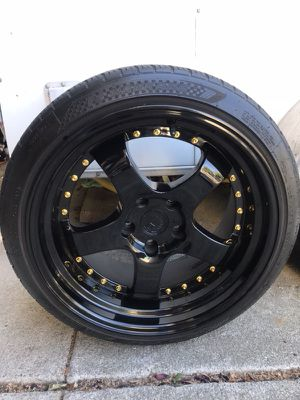 Rims & tires for Sale in San Jose, CA