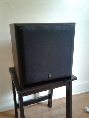 SUBWOOFER (Home surround) KEF PSW1150 for Sale in Vista, CA