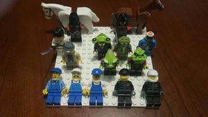 Lego City Figures along with aliens for Sale in Federal Way, WA