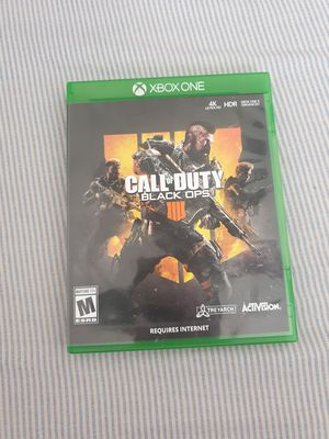 Black ops 4 for Sale in Oceanside, CA