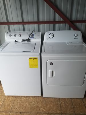 Electric dryer and washer 2017 models for Sale in Canton, MI