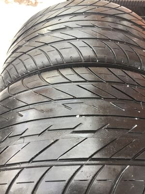 275 40 18 Goodyear tires set of 2 for Sale in Manassas, VA