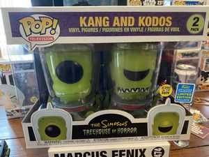 Funko pop! The simpsons Kang & Kodos for Sale in Monee, IL