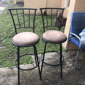 Bar stools for Sale in Lauderhill, FL