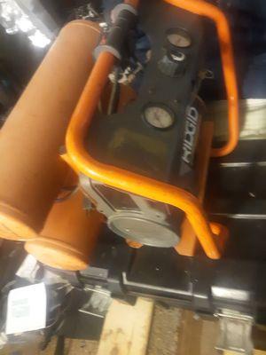 Ridgid Air Compressor for Sale in Wauna, WA