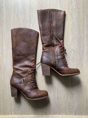Timberland genuine leather boots for Sale in Fairfax, VA