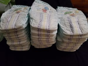 pampers baby dry size 3 for Sale in Romoland, CA