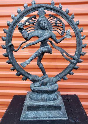 Shiva Nataraja Statue for Sale in San Antonio, TX