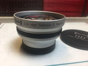Opteka HD telephoto lens for Sale in San Jose, CA
