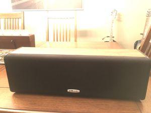 Polk Audio CS10 Cherry - Center Channel Speaker for Sale in Cedar Park, TX