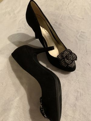 Anne Klein Black Heels for Sale in Saint Charles, MO
