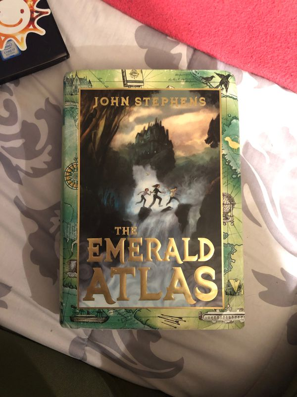The Emerald Atlas John Stephens