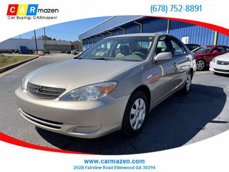 2003 Toyota Camry for Sale in Ellenwood,  GA