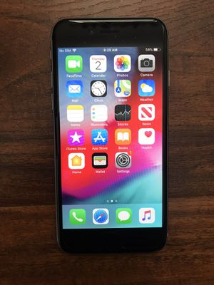 iPhone 6 unlocked for Sale in Rancho Cordova, CA