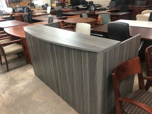 Reception desk for Sale in Houston, TX