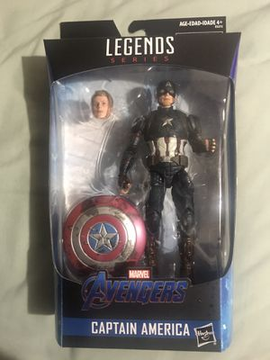 Marvel legends captain America power and glory for Sale in Houston, TX