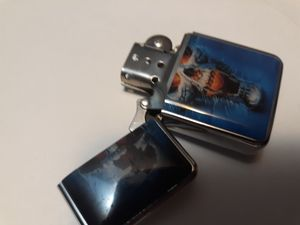 Cool Skull windproof oil lighters #12 for Sale in Lancaster, OH