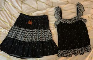 Girls skirt outfit for Sale in Palm Shores, FL