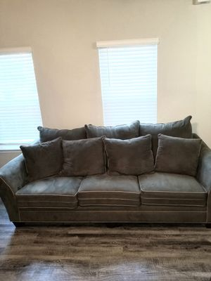 Large sofa and love seat for Sale in Union City, GA