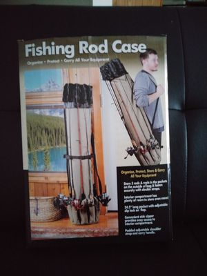 Fishing Rod Case for Sale in Auburn, WA