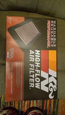 K&N Air Filter for Sale in Wichita,  KS