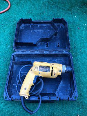 """Dewalt 3/8"""" (10mm) VSR Drill for Sale in Sterling, VA"""