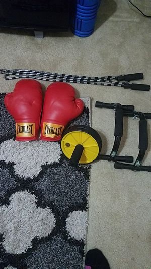 Boxing workout set for Sale in Orlando, FL