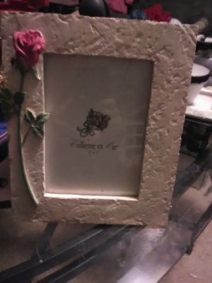 Rose Photo Frame for Sale in Milan, IL