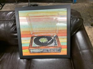 Record player picture for Sale in Columbus, OH