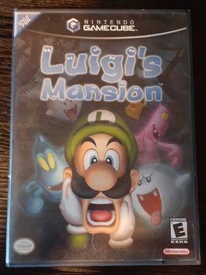 Nintendo GameCube Luigi's Mansion for Sale in Fresno, CA