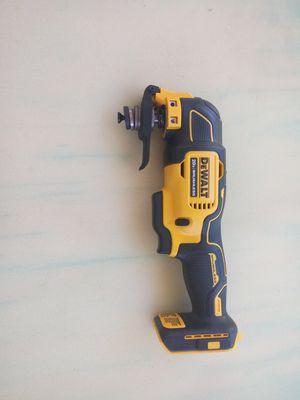 Dewalt nuevo multitool tool only for Sale in Moreno Valley, CA