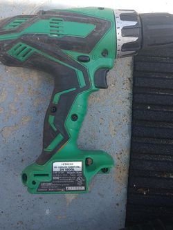 Hitachi 18v Cordless Hammer Drill for Sale in New Port Richey,  FL