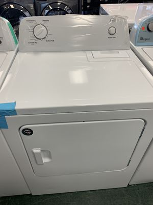 NEW ROPER TOP LOAD WASHER AND DRYER ELECTRIC SET WITH ONE YEAR WARRANTY for Sale in Woodbridge, VA
