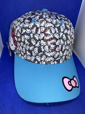 Baby Blue Hello Kitty Kids Hat for Sale in Orlando, FL