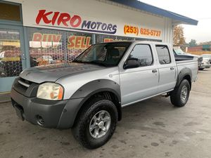 2003 Nissan Frontier 2WD for Sale in Lakewood, WA