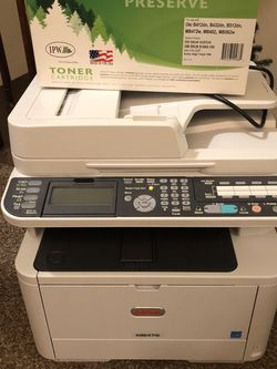 OKI Data Corp MB472 Printer/scanner/fax for Sale in Ijamsville,  MD