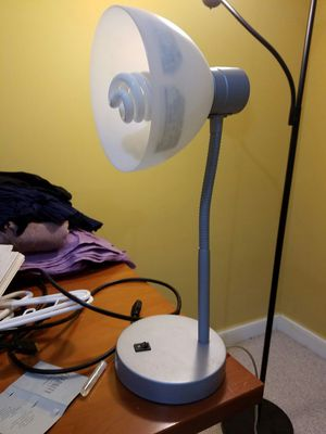 Adjustable table lamp for Sale in Worcester, MA