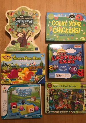 Kid's Games and Puzzle for Sale in Portland, OR