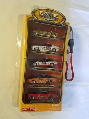 Bigtime Muscle Jada Toys Limited Edition ONLY AT TARGET 1:64 Scale Die Cast Metal for Sale in Gilbert, AZ