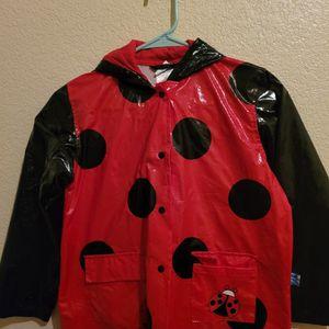 Girls Coat, Dresses, lady Bug Rain Coat for Sale in Dallas, TX