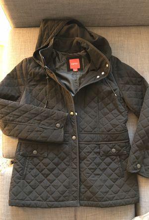 ESPRIT - women's raincoat size L for Sale in Falls Church, VA