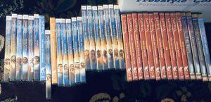 CBN Superbook dvds hard case set. for Sale in Millwood, WA