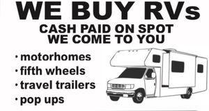 Travel trailers pop-ups motorhomes fifth wheels for Sale in Troy, MI