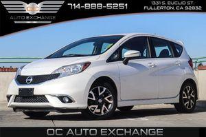 2015 Nissan Versa Note for Sale in Fullerton, CA