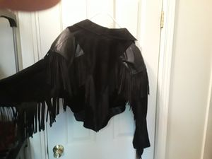 Womens leather jacket for Sale in Tacoma, WA