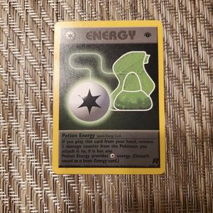 Pokemon Card: 1st Edition Potion Energy for Sale in Springfield, VA