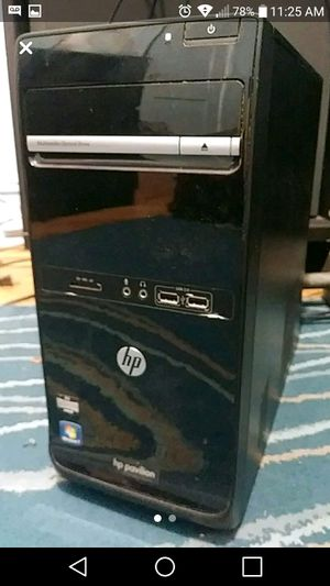 Hp Pavillion p6 series Desktop Computer for Sale in Brooklyn, NY