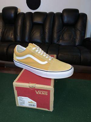 $60 VANS size men: 11 for Sale in Corona, CA